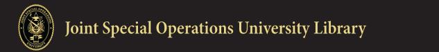 JSOU Press Logo